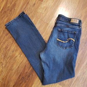Levi's midrise straight size 12M women's jeans